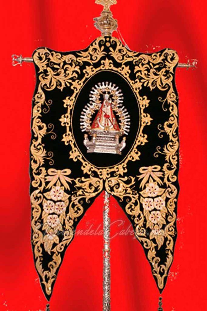 Estandarte El Carpio Jamilena Virgen de la Cabeza