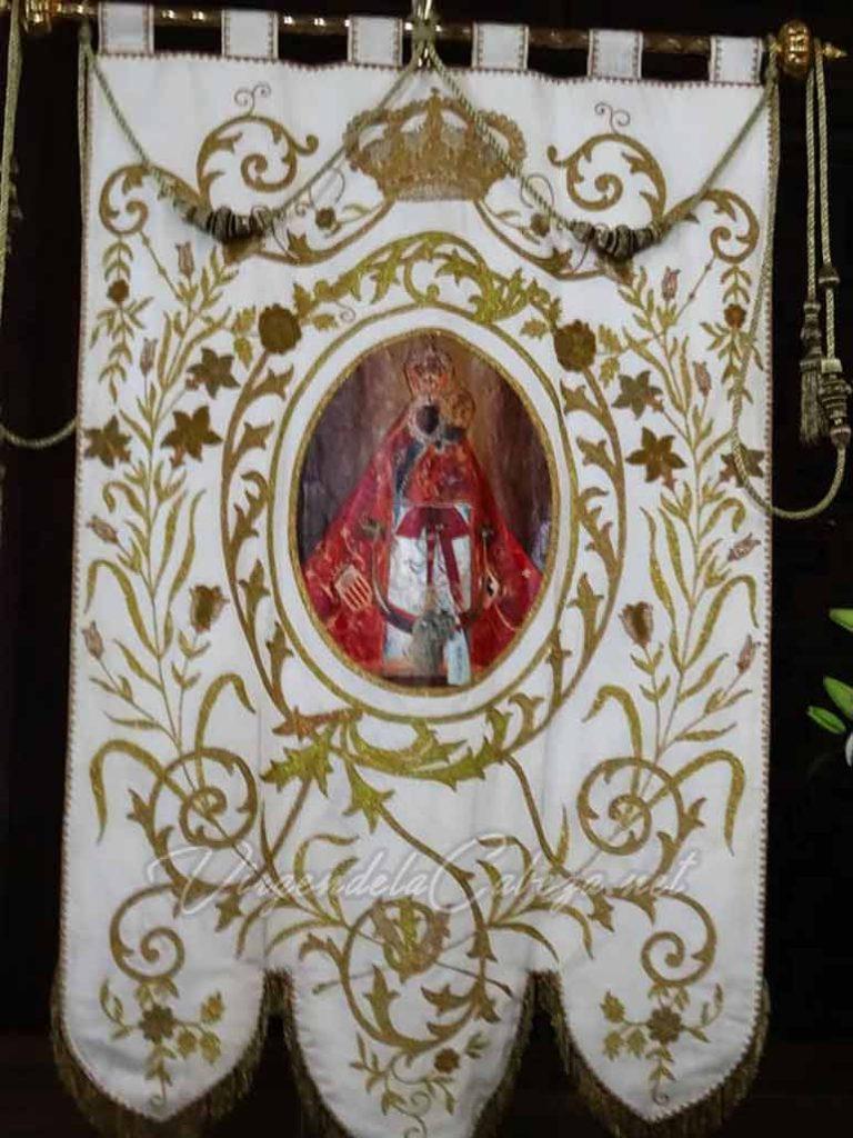 Estandarte Herencia Virgen de la Cabeza