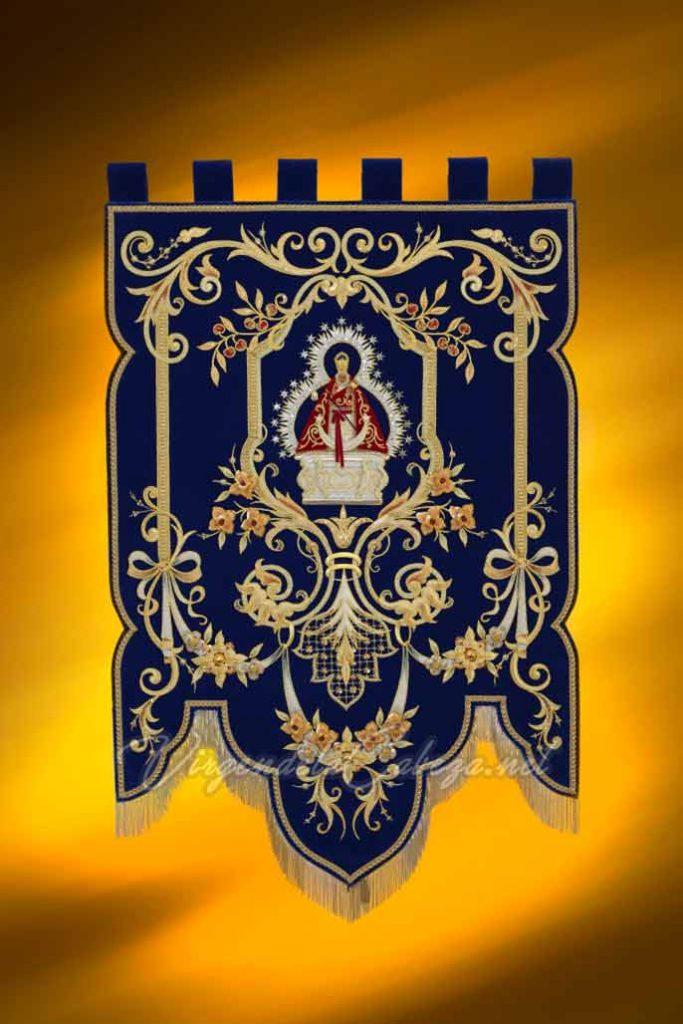 Estandarte Virgen de la Cabeza Torres