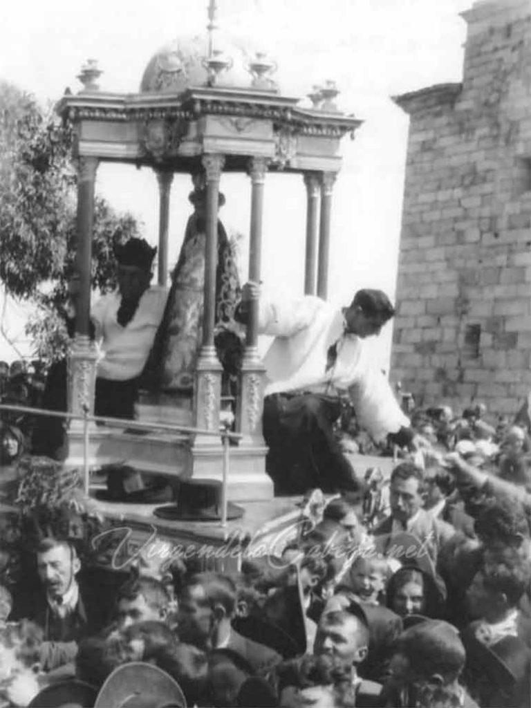 Procesión romería 1926