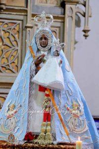 Imagen vicaría Virgen