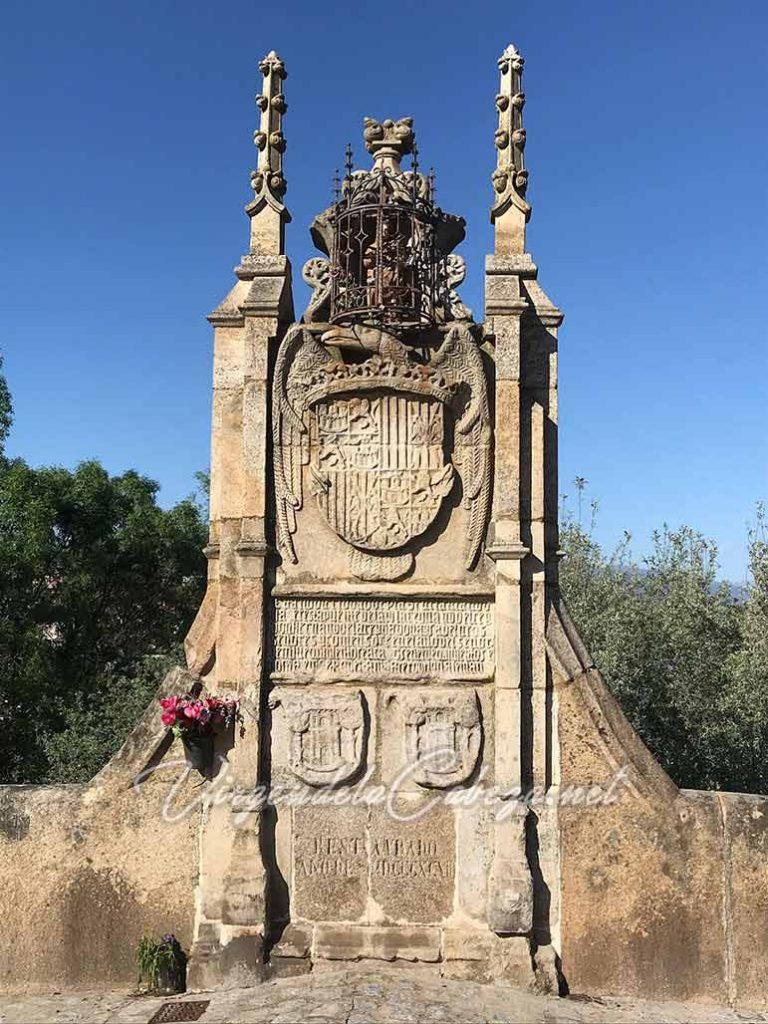 Puente Plasencia Virgen de la Cabeza