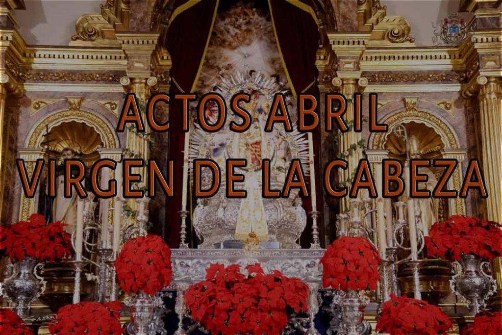 Romería Virgen de la Cabeza 2021