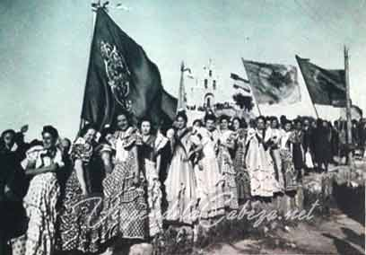 Romería 1949-1950