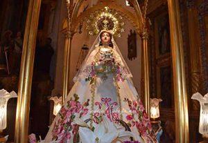 Palomares del Campo Virgen de la Cabeza
