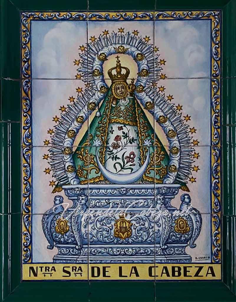 Virgen de la Cabeza de Bartolomé Herrera